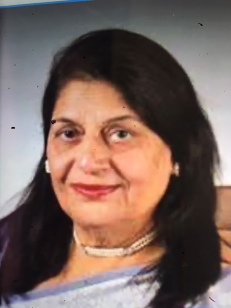 MANJULA SOOD MBE, joined Leicester Council of Faiths in 1997 & is a previous Chair.